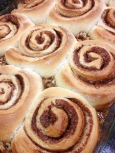 Make Ahead Cinnamon Rolls Recipe from Austin Food Lovers' Companion