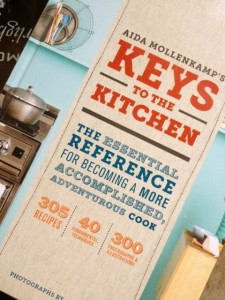 Keys to the Kitchen Book Cover