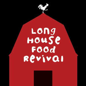Long House Food Revival Logo