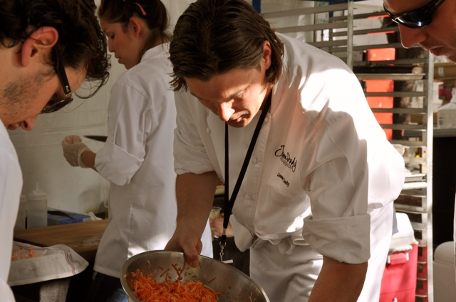 Wordless Wednesday - AFWF - Chefs at Work