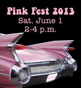 Poster for Vino Vino Pink Fest