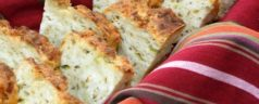 Drunk and Hot: Green Chile Cheese Beer Bread