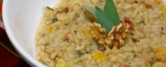 New Takes on Thanksgiving Meal Sides: Butternut Squash Risotto