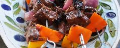 Warm Weather Parties Made Easy with Lamb Bulgogi Kebabs