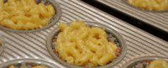 Freezer Stash Secrets: Macaroni and Cheese Cupcakes