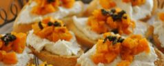 My Take: Butternut Squash, Ricotta, and Sage Crostini