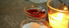 Postcards from Seattle: Salt and (Red) Pepper by Candelight