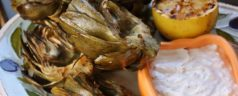 Grilled Artichokes: An Easy Artichoke Recipe to For a Crowd