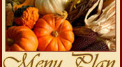Menu Plan Monday ~ Week of October 3, 2011