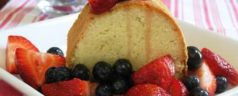 Pound Cake: Simple and Sublime