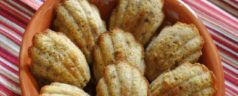 In Search of Fall: Pumpkin Brown Butter Madeleines with Walnuts